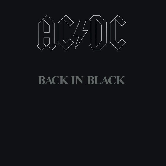 Image of ACDC - BACK IN BLACK