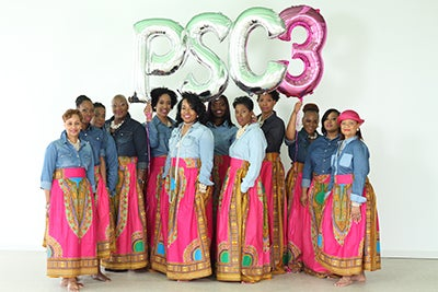 """Image of Pink Sister Chronicles III """"It Takes A Village""""  Book Gala General Admission"""