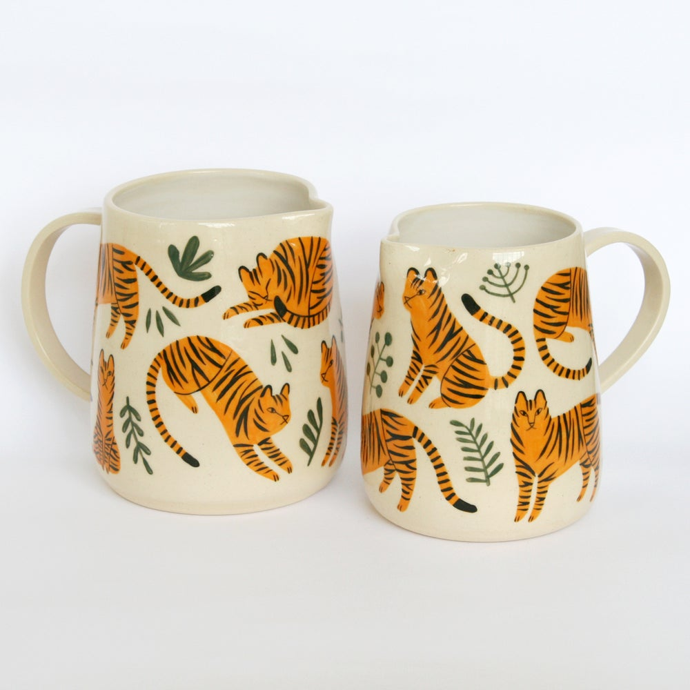 Image of Tiger Pitcher