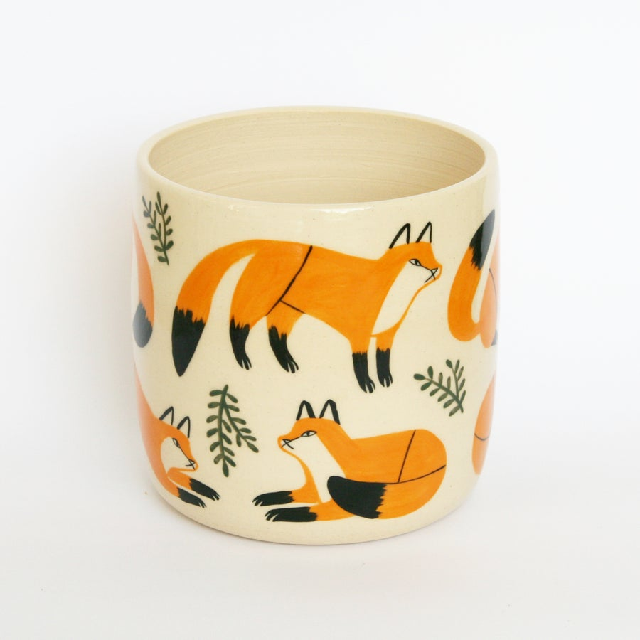 Image of Fox Planter