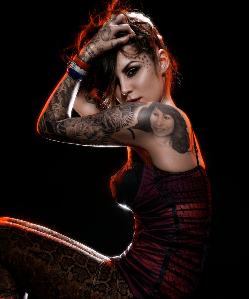Image of Kat Von D - Red Light