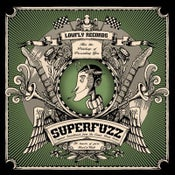 Image of CD. V.A. : SUPERFUZZ.  26 Tracks of Trashy RnR.