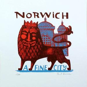 Image of Norwich, A Fine City