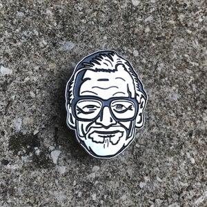 Image of ALWAYS SMILING Shiny Nickel Pin