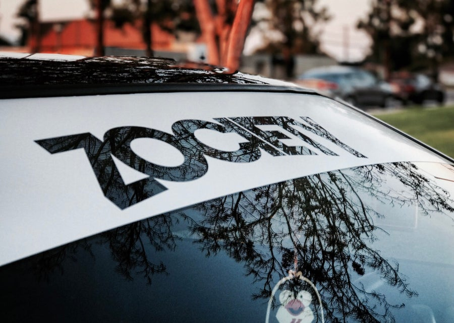 Image of ZOCIETY V3 Windshield Banners