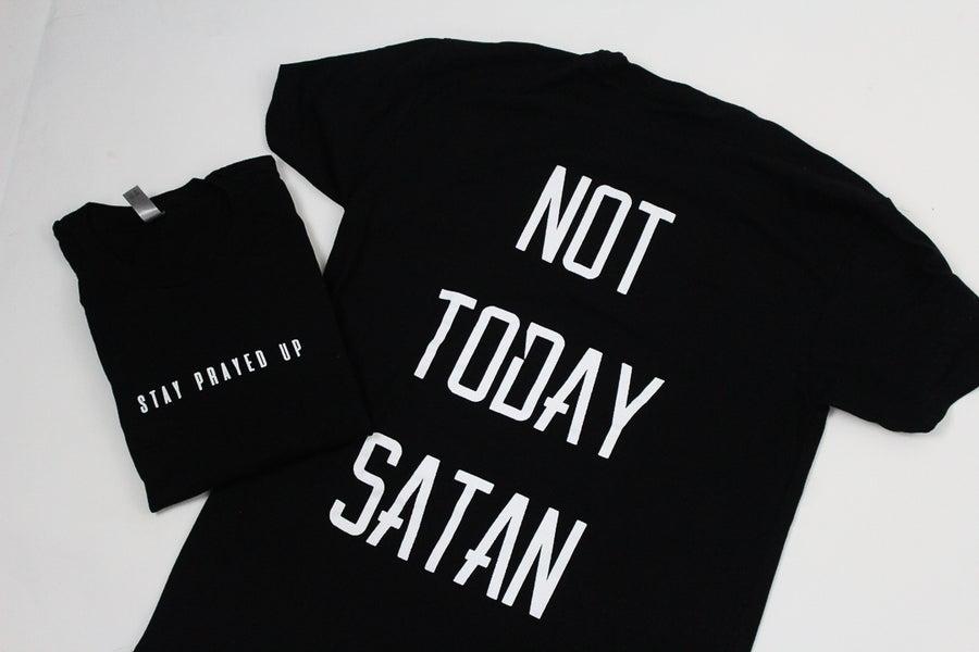 Image of Not Today Satan Tee