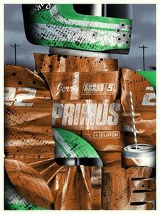 Image of Primus poster Kansas City, MO. 08/05/17