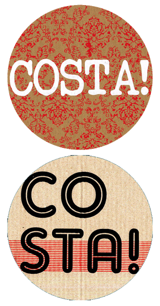 Image of COSTA! - 2 spille