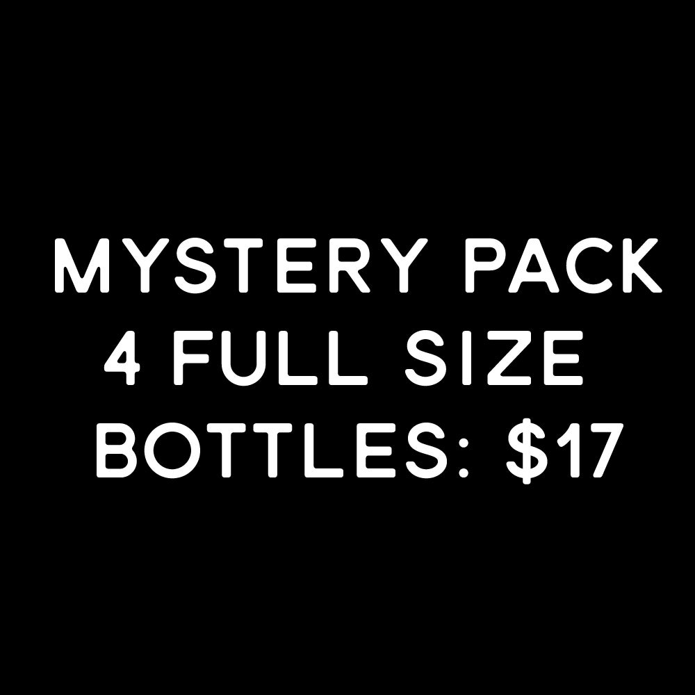 Image of Mystery 4 pack