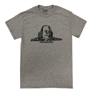Image of Unisex Classic Logo Triblend T-Shirt inHeather Grey