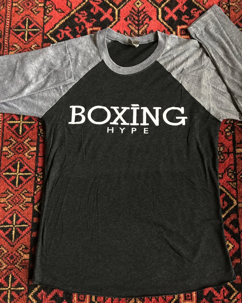 Image of Men's BoxingHype 3/4 tees