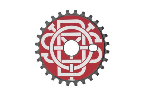 Image of ODYSSEY DISCO GRAM SPROCKET (DECALS INCLUDED)