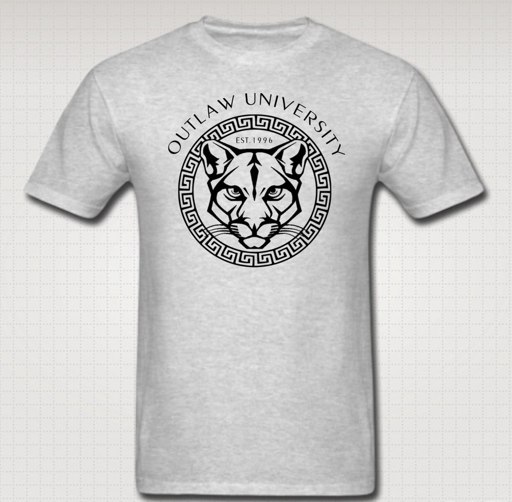 Image of OU Panther Tshirt - Comes in Black, White, Red, Navy Blue, Grey. CLICK HERE TO SEE ALL COLORS