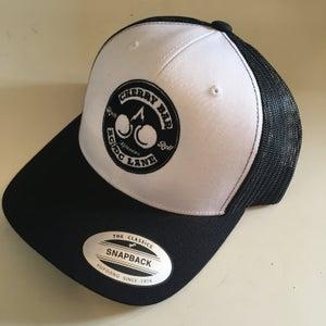 Image of Cherry Trucker Cap (Snapback)