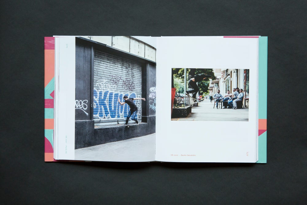 Image of  - PRE ORDER - 2016 YEARBOOK City Triptych