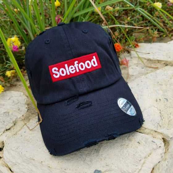"Image of Sole Food Kicks ""Bogo"" Dad Hat"