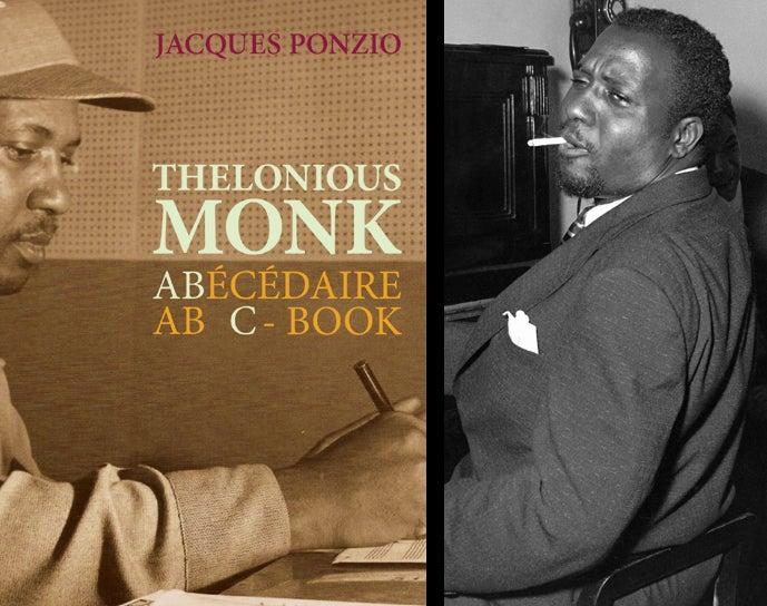 Image of Abécédaire Thelonious Monk de Jacques Ponzio