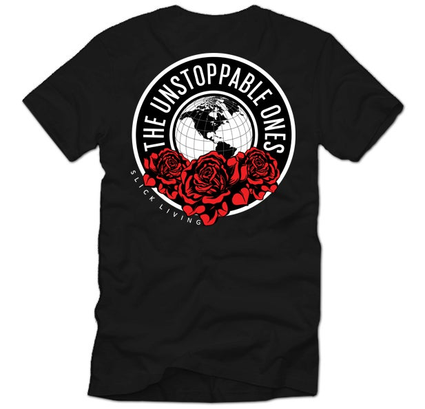 Image of SOLD OUT | BLACK UNSTOPPABLE ONES SUMMER TEE | EXCLUSIVE RELEASE