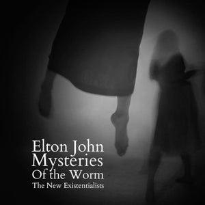 "Image of The New Existentialists - ""Elton John"" b/w ""Mysteries Of The Worm"" 7"" (Spacecase)"