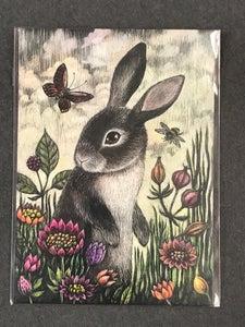 Image of Cynthia Thornton Bunny Digital Art Print (Open Edition)