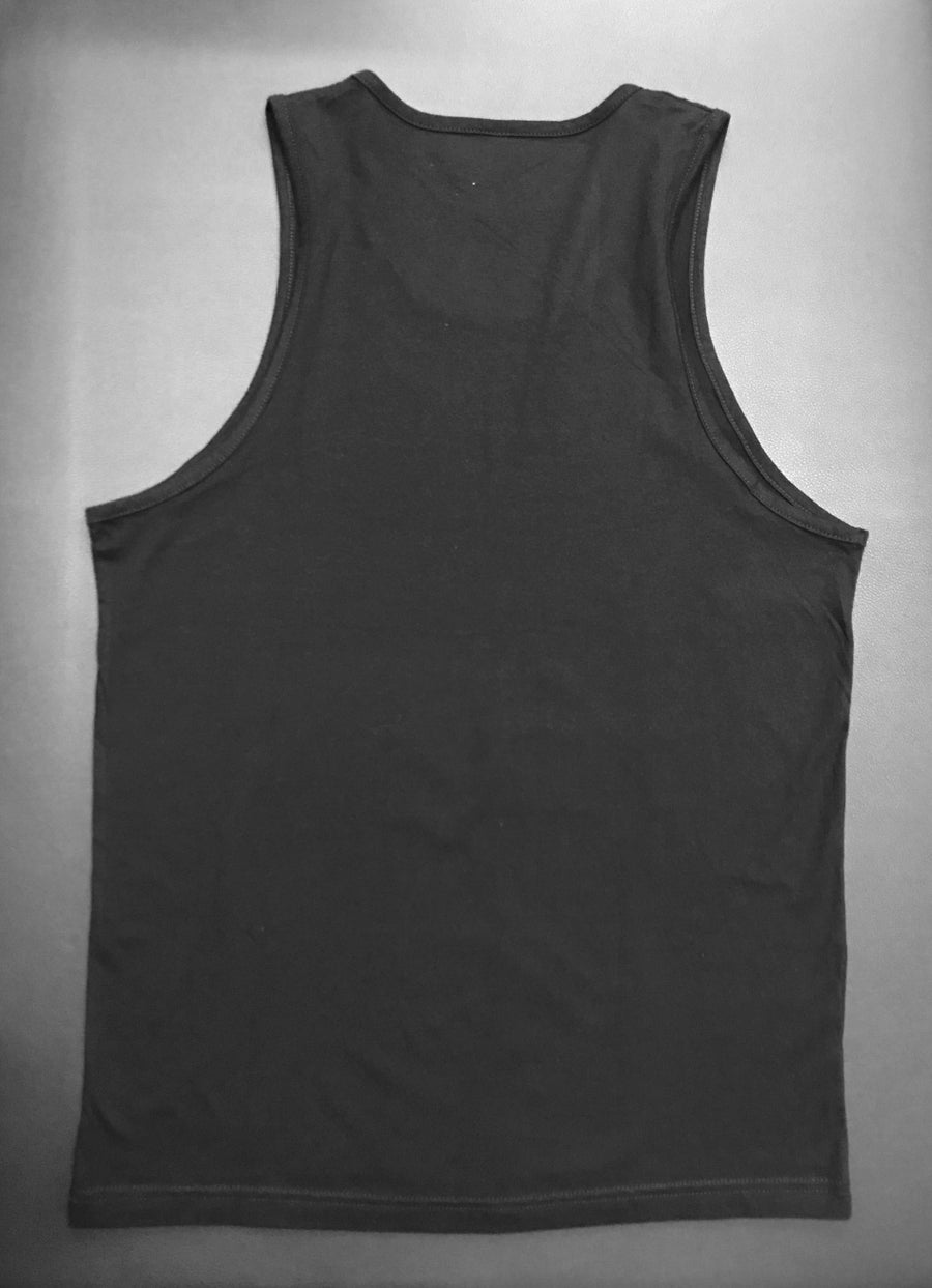 Image of *New* Distressed Heart Lock Tank Top