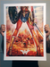 Image of NO MAN'S LAND- WONDER WOMAN- 18x24 Edtion 50