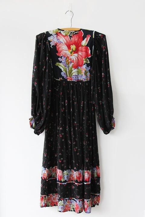 Image of SOLD Boho Festival Indian Rayon Dress