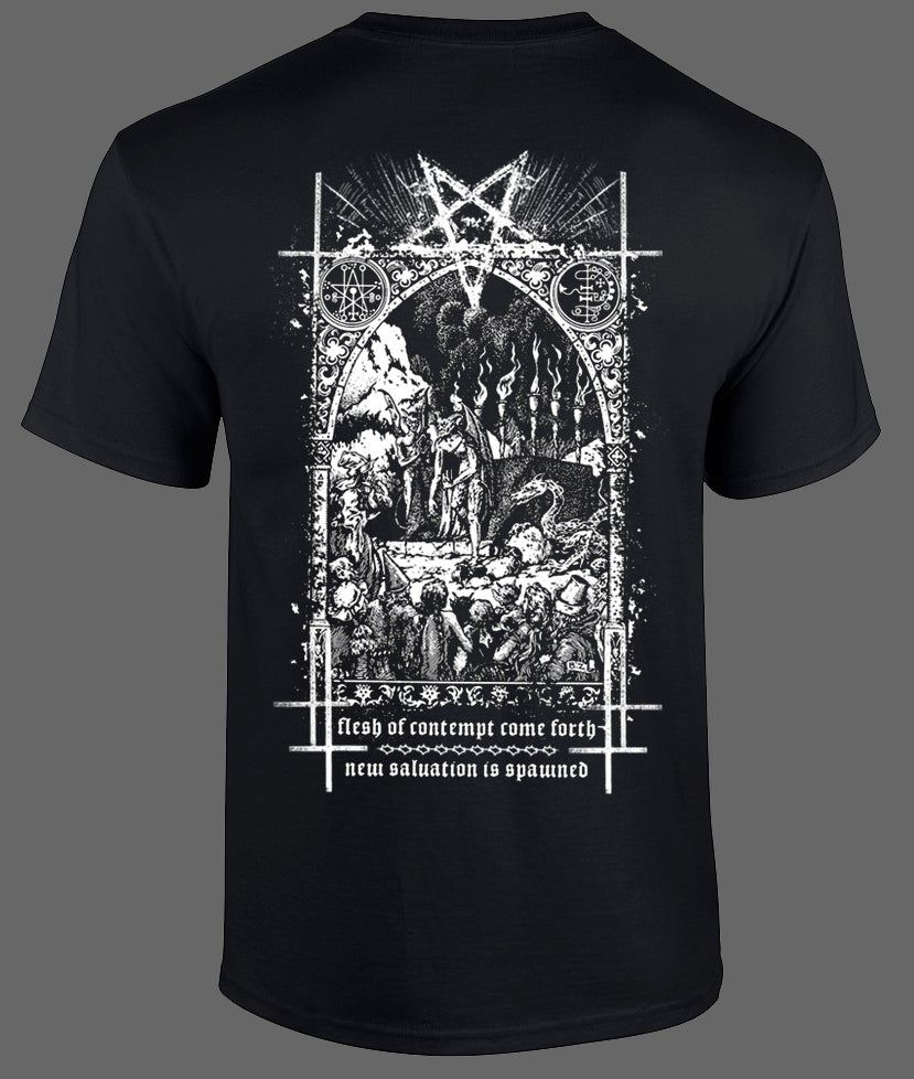 Image of Flesh of Contempt t-shirt