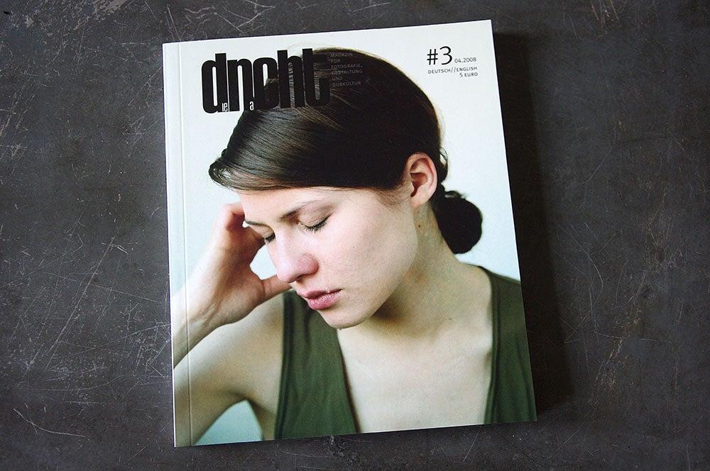 Image of dienacht Magazine #3