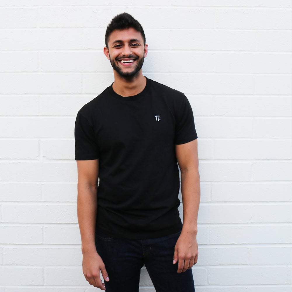 Image of Power Embroidered Tee