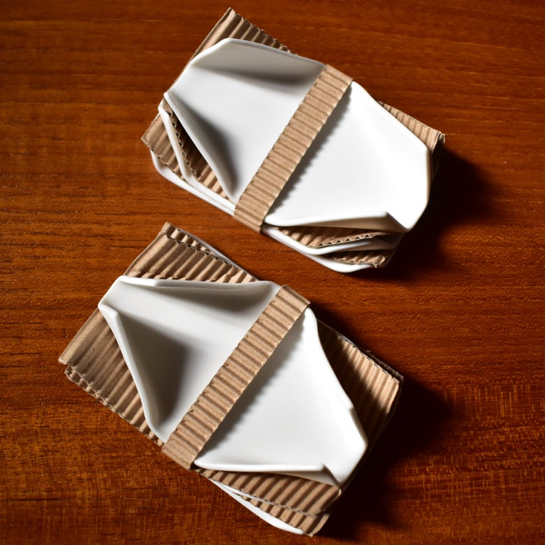 Image of A7 Set of 3 Nesting Dishes