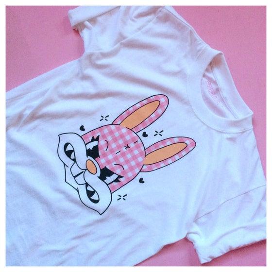 Image of Angry Bunny Tee
