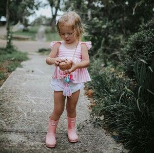 Image of Little Purse + Pom SET