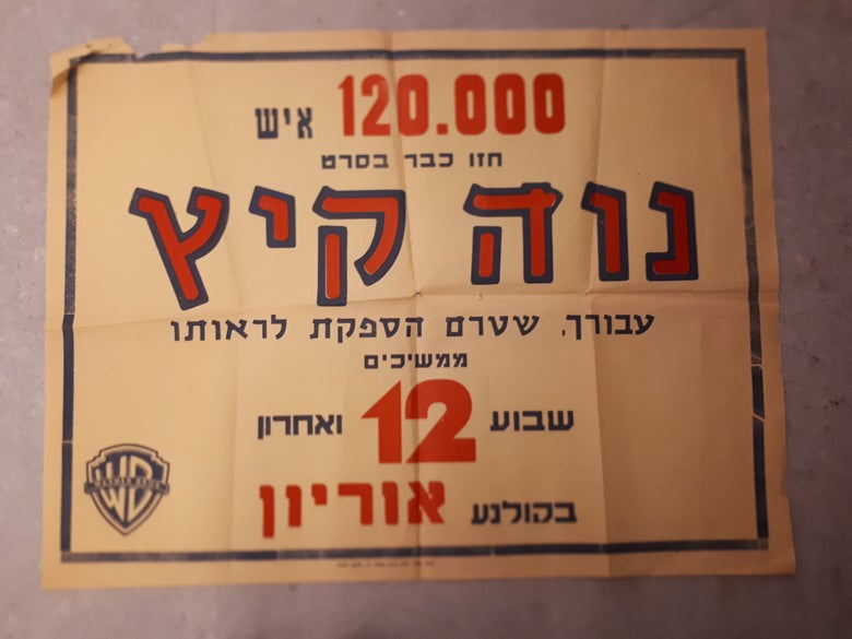 Image of A Summer Place Poster