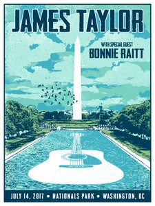 Image of James Taylor Wash DC 2017