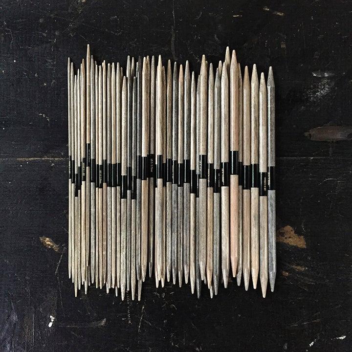 """Image of Lykke """"Driftwood"""" double-pointed needles set"""