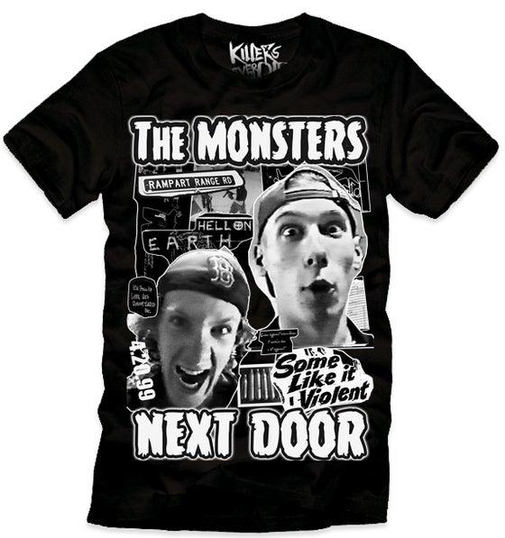 Image of MONSTERS NEXT DOOR