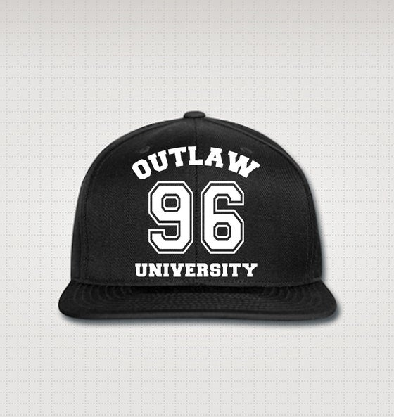 Image of Outlaw 96 Snapback Hat