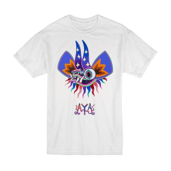 Image of AYA Mask T-Shirt White