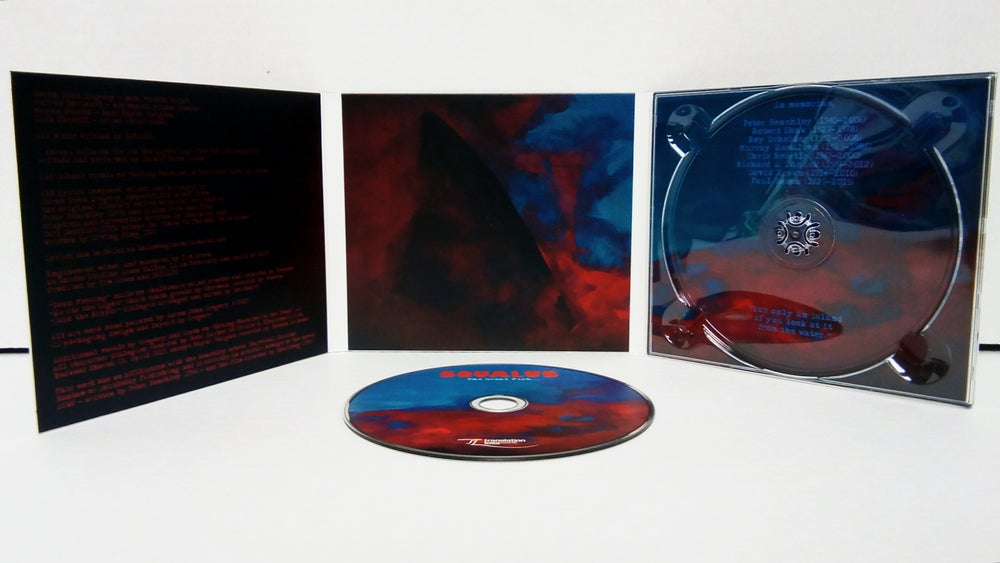 Image of Squalus - The Great Fish... CD