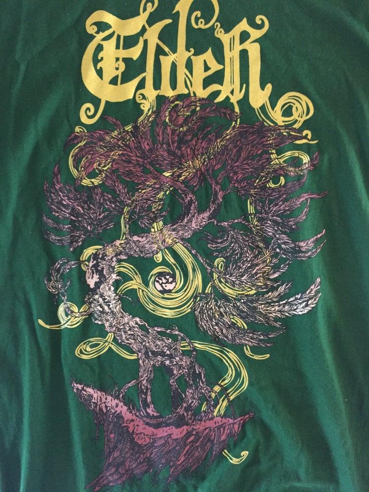 Image of Lysergic Tree T-shirt