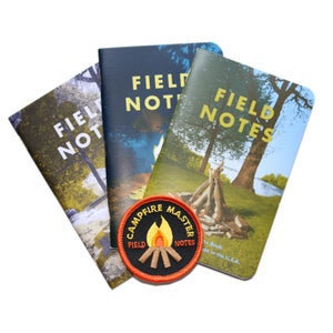 Image of Field Notes - Campfire