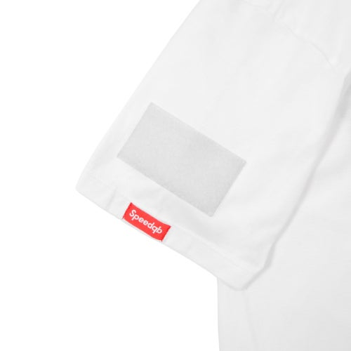 Image of Vertical T-Shirt - White