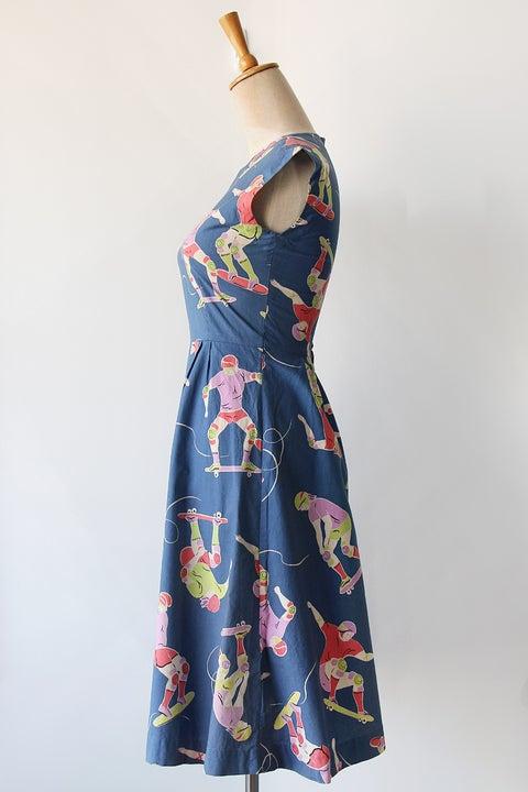 Image of SOLD Rad Skateboard Dress