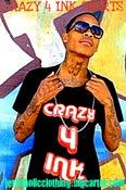 Image of CRAZZZZZZy   4   INK