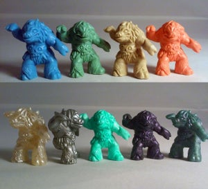 Image of DG IV One-off Color Singles