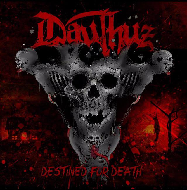 Image of Destined For Death - CD PRE-ORDER (SIGNED)