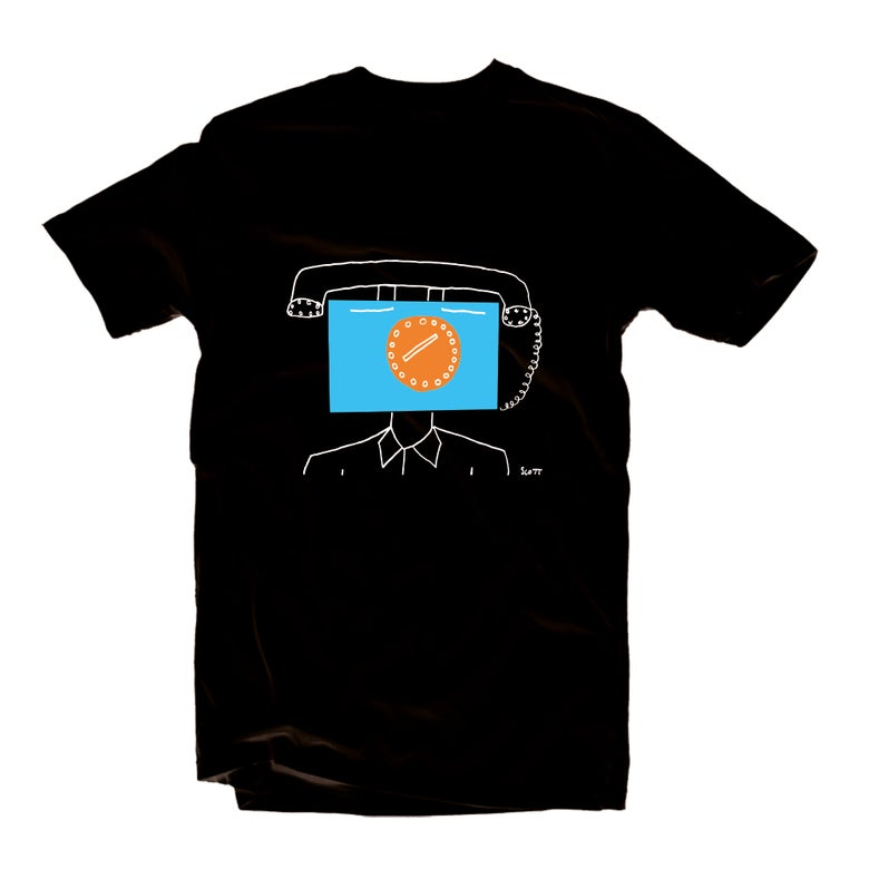 Image of Telephone Man T-Shirt