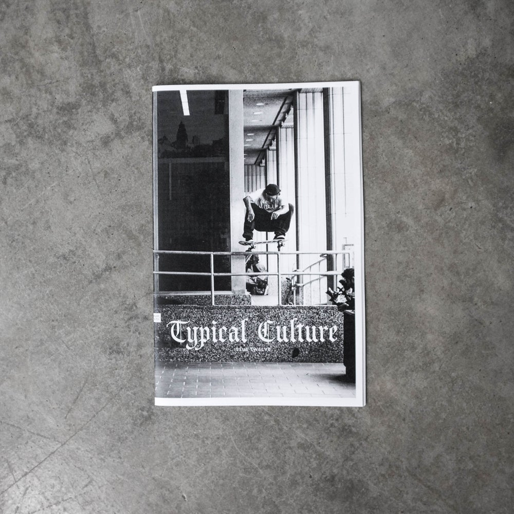 Image of Typical Culture Issue #12