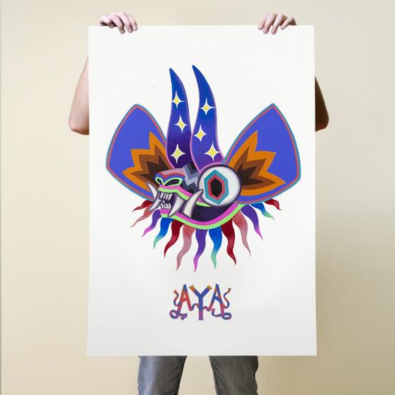 Image of AYA Poster